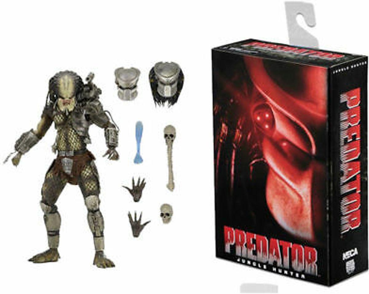 Predator: Ultimate Jungle Hunter - 7 inch Action Figure - Neca