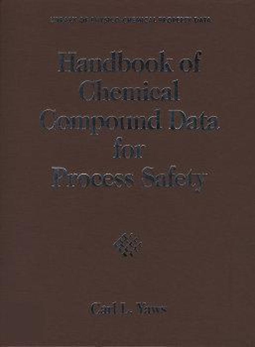 Yaws Handbook Of Chemical Compound Data