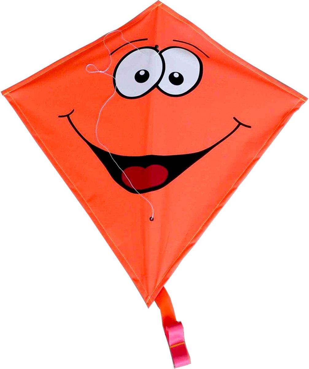 Rhombus Vlieger Smiley Junior Diamond