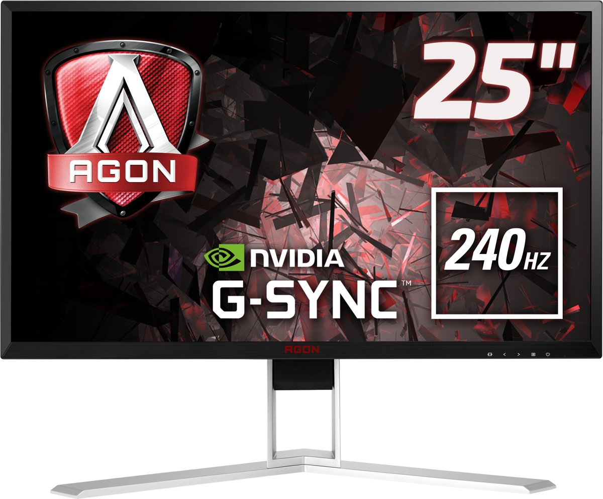 AOC AGON AG251GZ - Gaming Monitor (240 Hz)