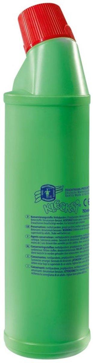 Feuchtmann Klecksi Fles Vingerverf 900 Ml Groen kopen
