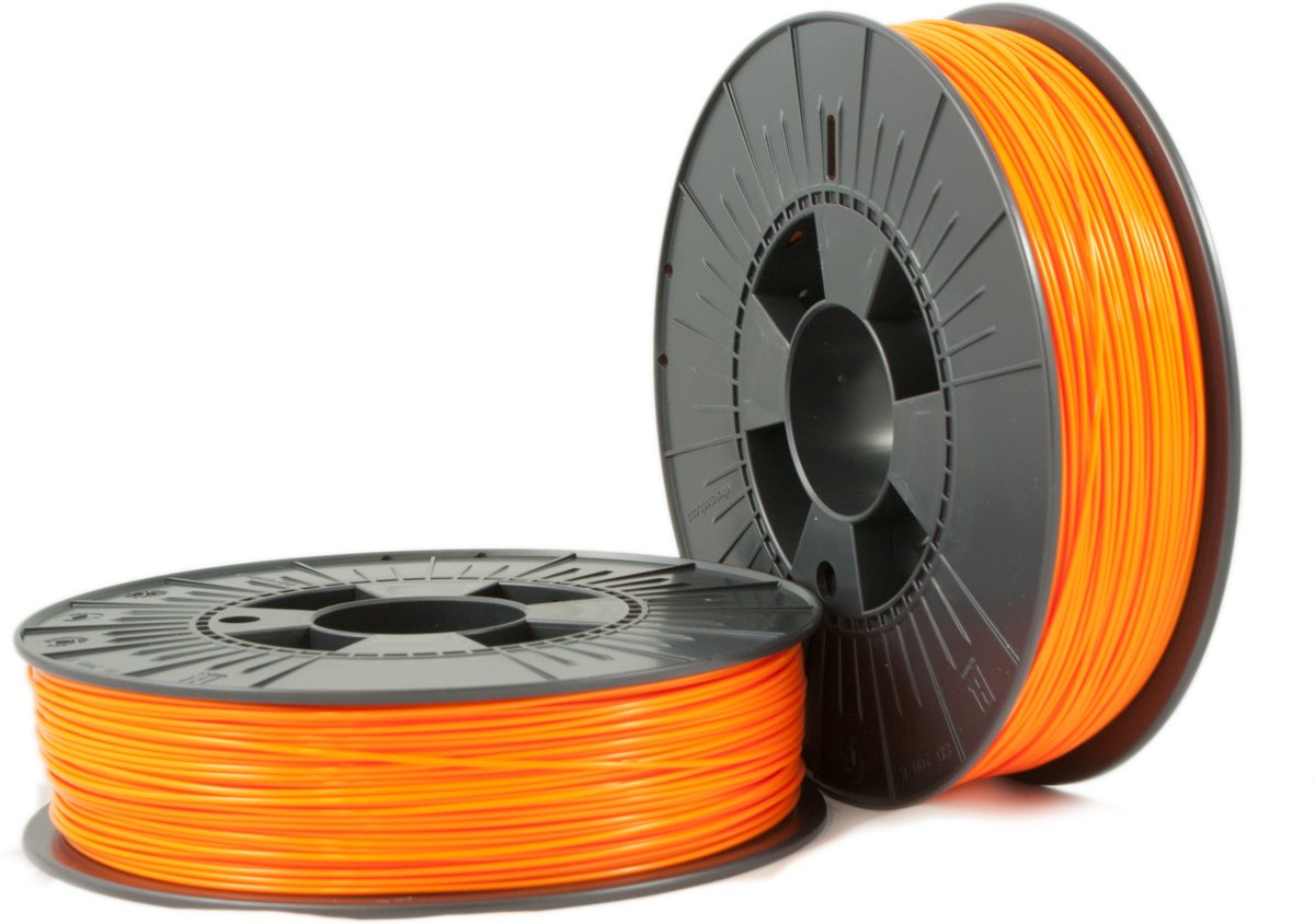 ABS 1,75mm  orange ca. RAL 2008 0,75kg - 3D Filament Supplies