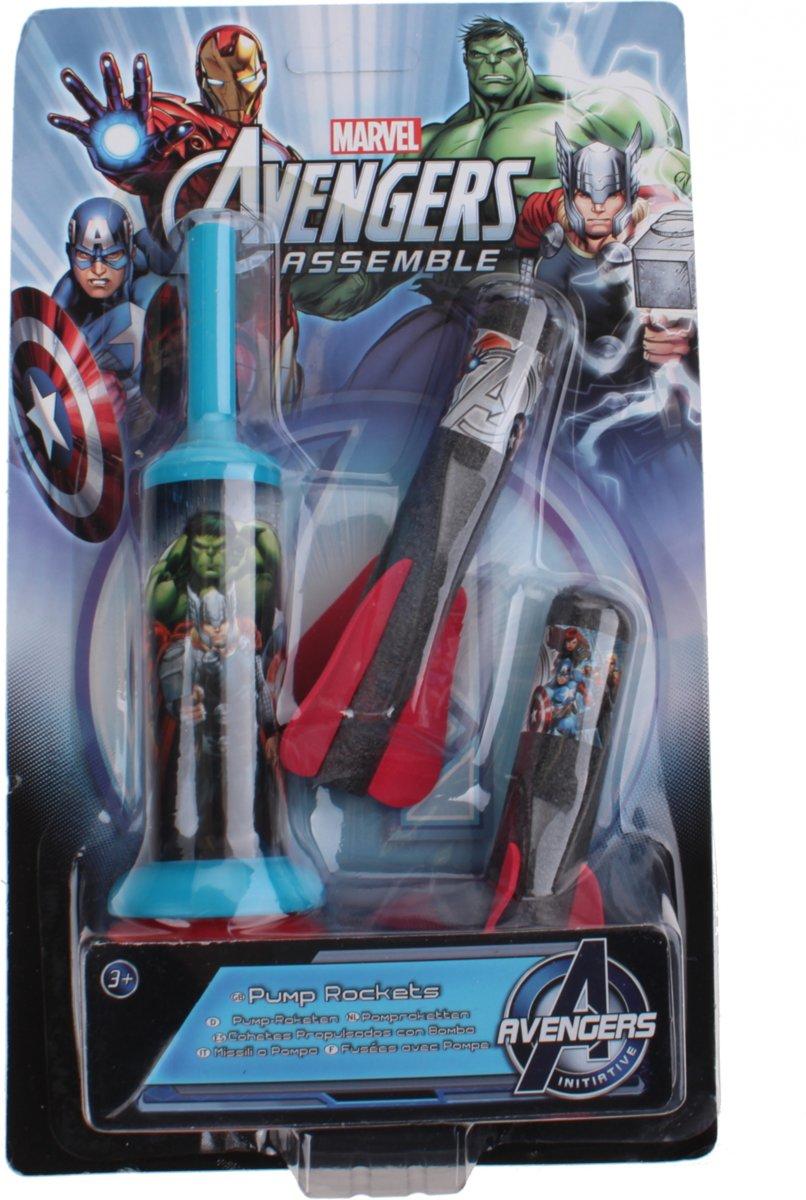 Marvel Raket Rocket Launch Avengers 20 Cm Zwart