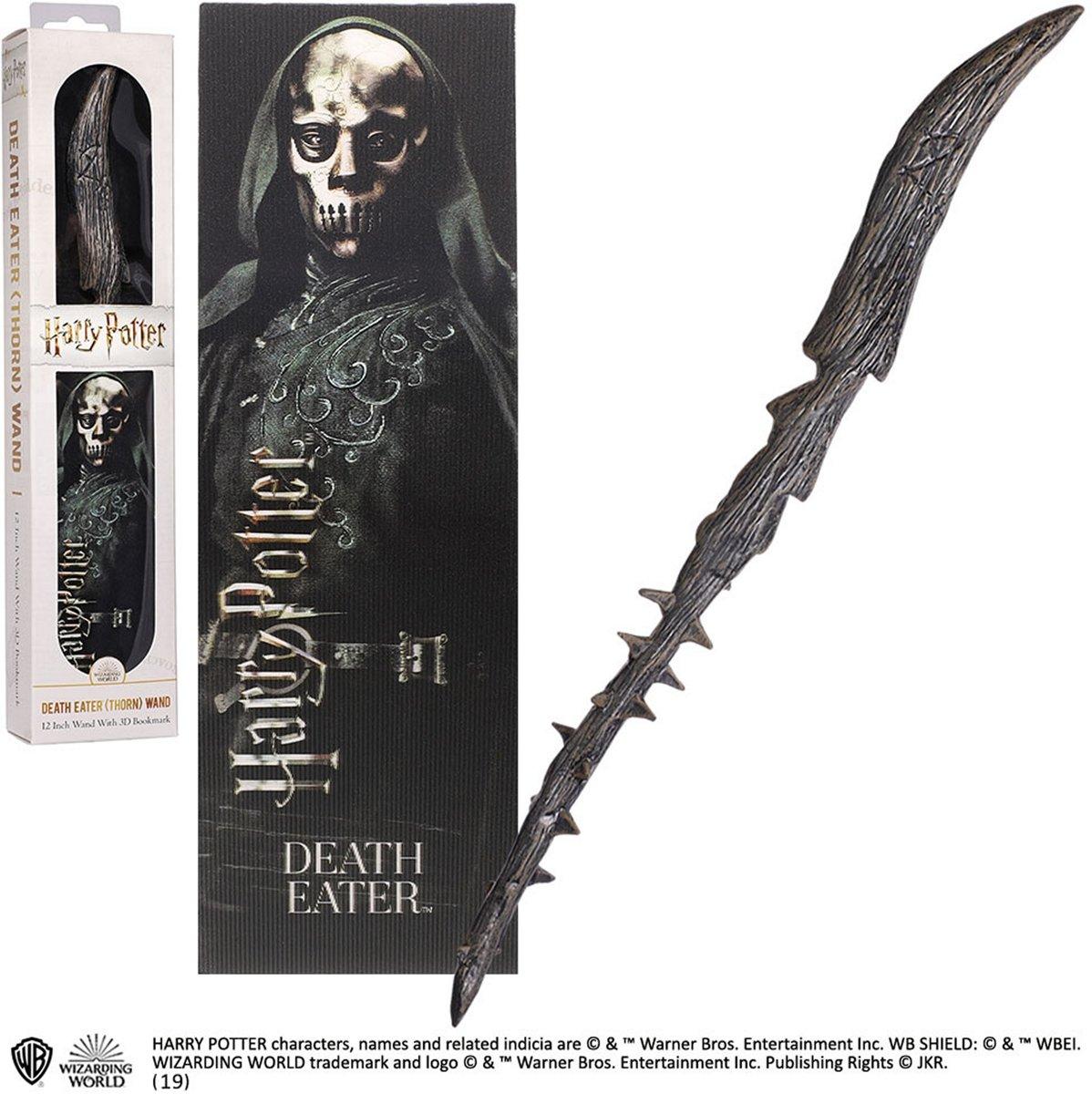 Death Eater toverstaf (Officiële replica) (PVC)