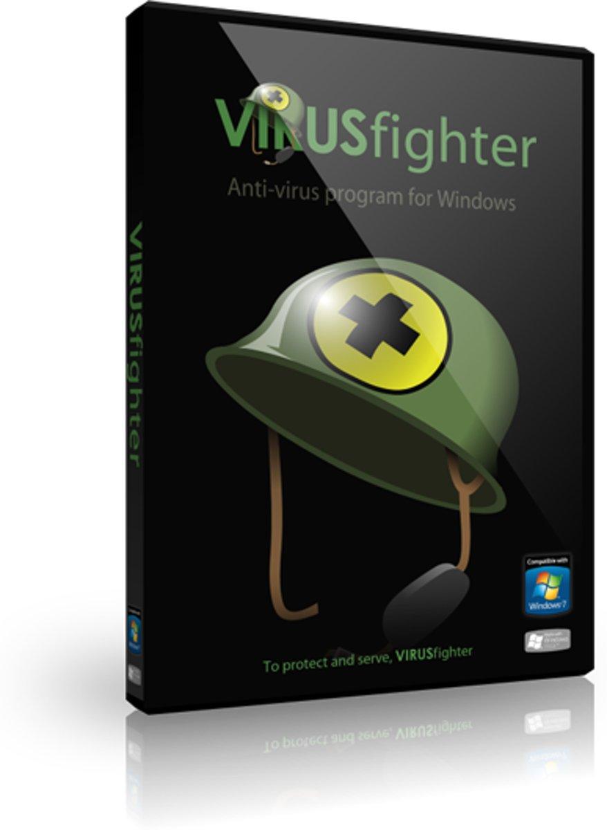 VIRUSfighter 3 jaar licentie kopen