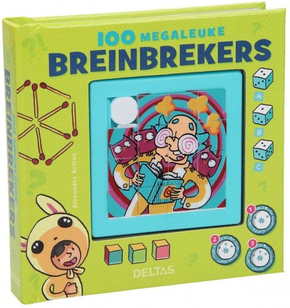 100 megaleuke breinbrekers