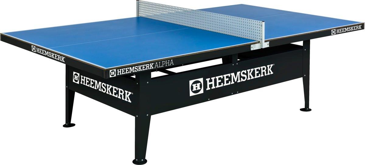 Tafeltennistafel Heemskerk Alpha outdoor blauw kopen