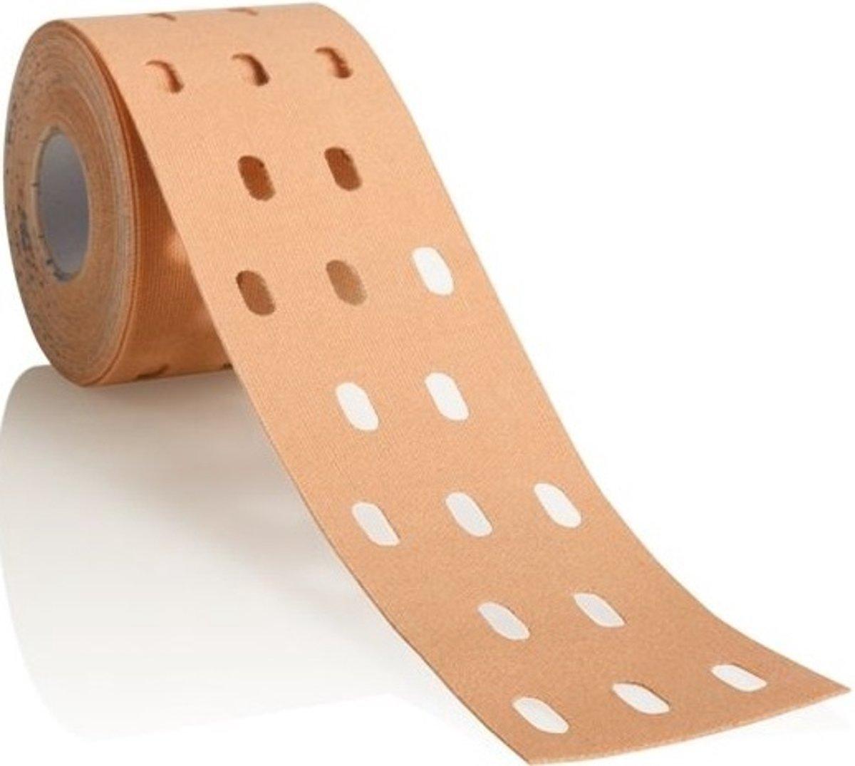 Cure Tape Sporttape Punch Professioneel Beige Rol kopen