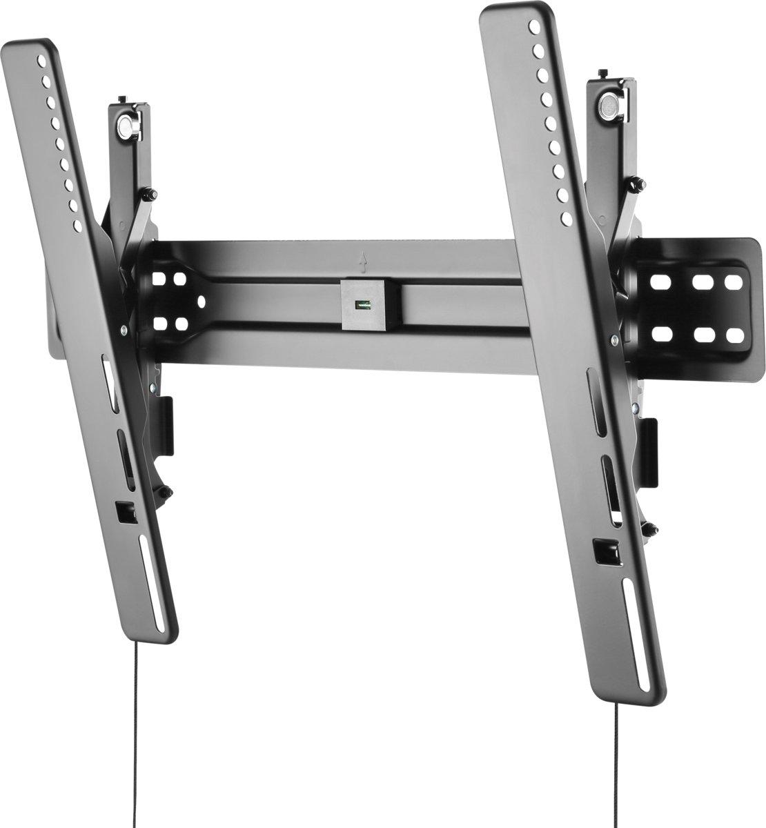 DELTACO ARM-469 Universele TV Wandbeugel, -12° Kantelbaar, Waterpas, Geschikt voor TV's van 37 t/m 70 inch kopen