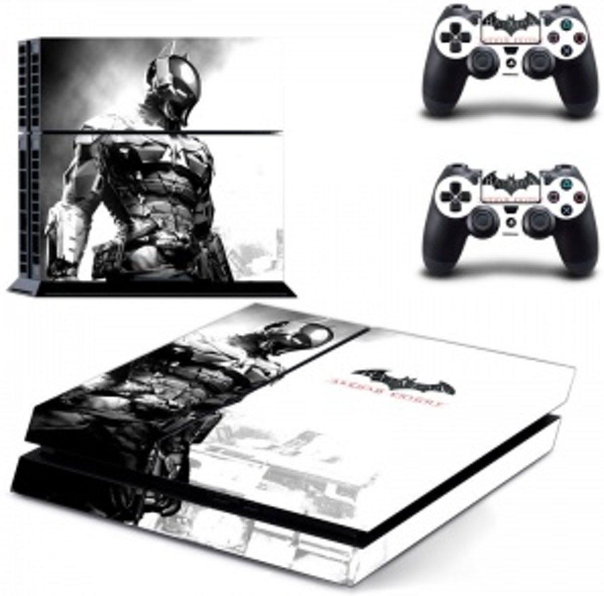Batman Skin Sticker - Playstation 4 kopen