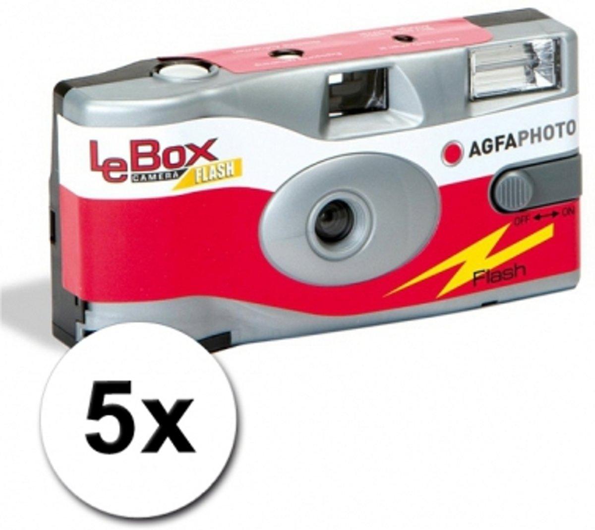 AgfaPhoto LeBox 400 27 flits - Multipack (5x) kopen