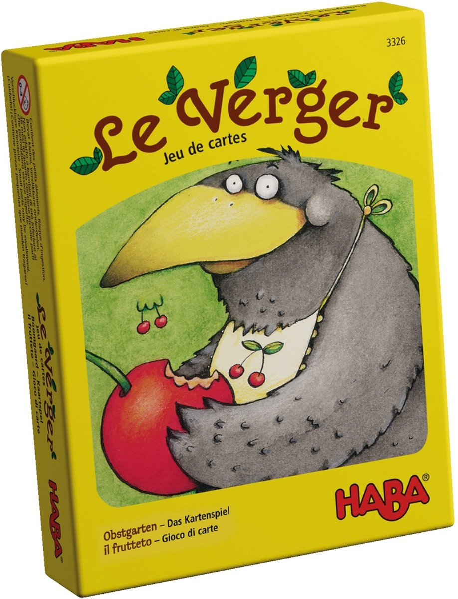 kaartspel Le Verger (FR) kopen