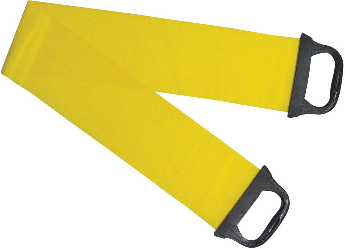 Aidapt fitnessband weerstandband - geel kopen