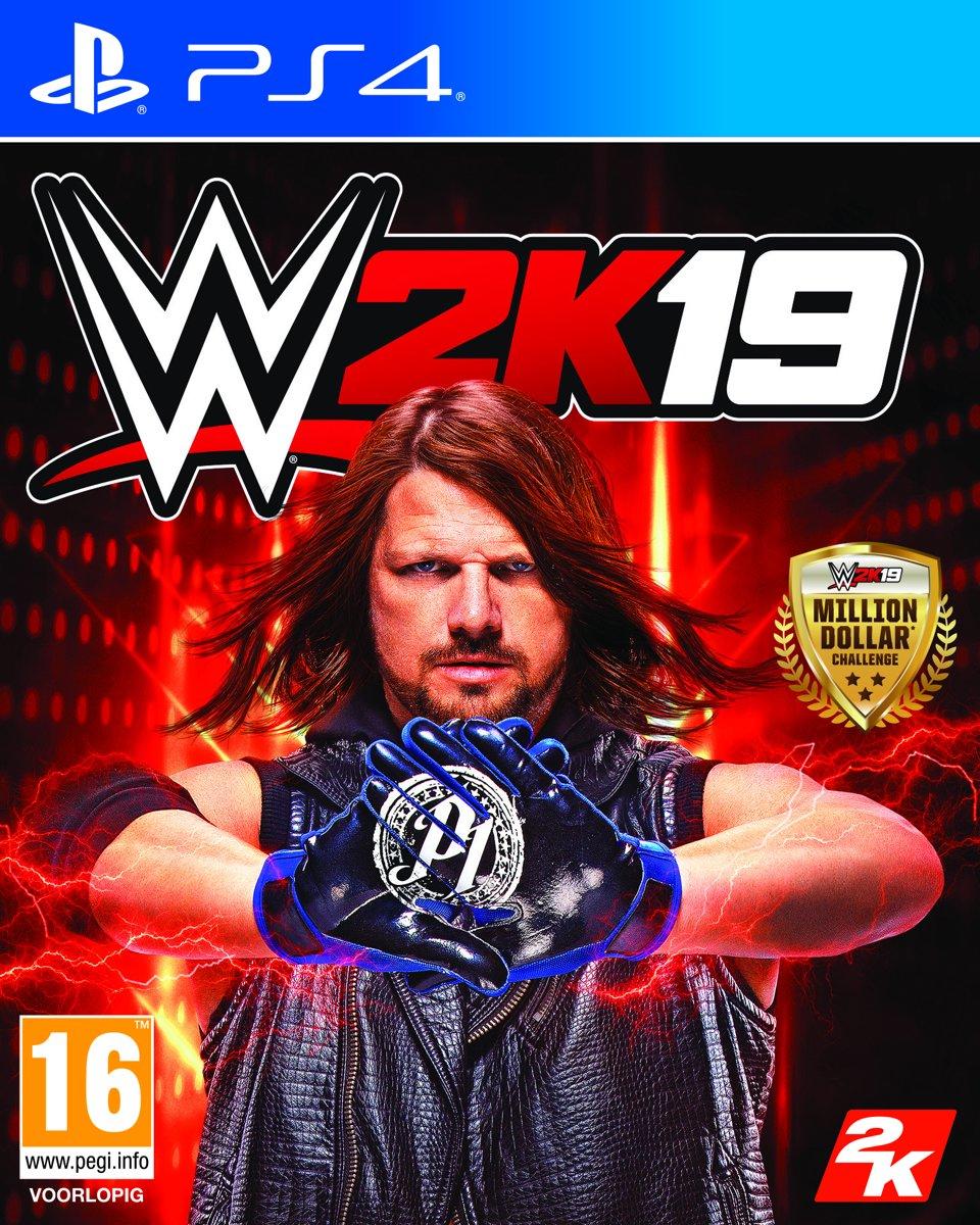 WWE 2K19 PlayStation 4