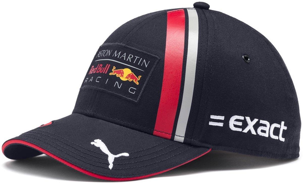 PUMA Red Bull Racing Replica Verst. BB Cap Cap Unisex - Night Sky-chinese Red