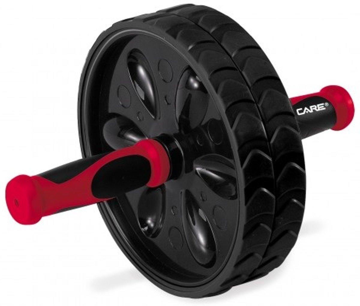 Care Fitness - Ab wheel - Buikspier wiel - Ab roller / Core en buikspiertrainer kopen
