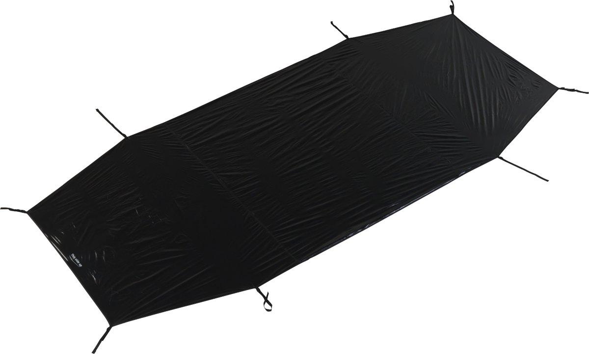 Nordisk Oppland 3 Tentaccessoires textiel zwart kopen