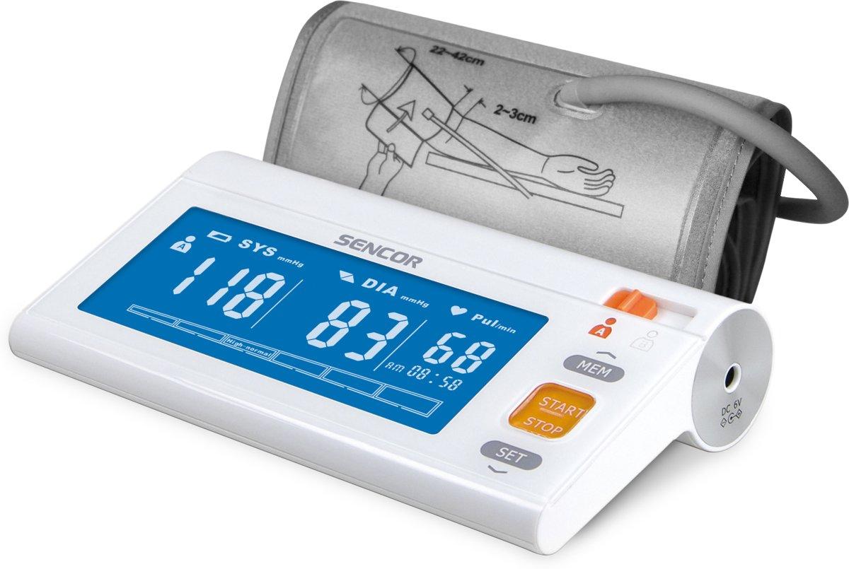 Sencor SBP 915 - Bloeddrukmeter