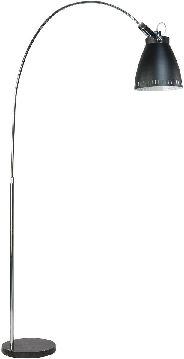 ETH Acate Vloerlamp 1x60W Zwart 05-VL8247-30 kopen