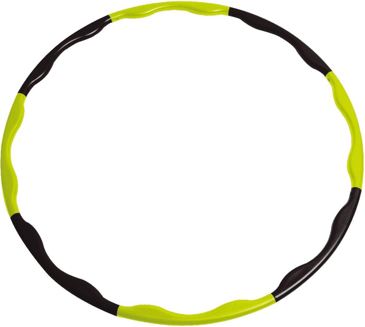 Weight hoop - Fitness Hoelahoep - 0.65 kg - Groen/Zwart kopen