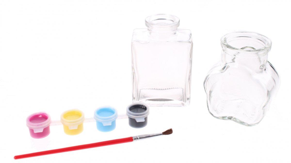 Jonotoys Verfset Glazen Bloem kopen