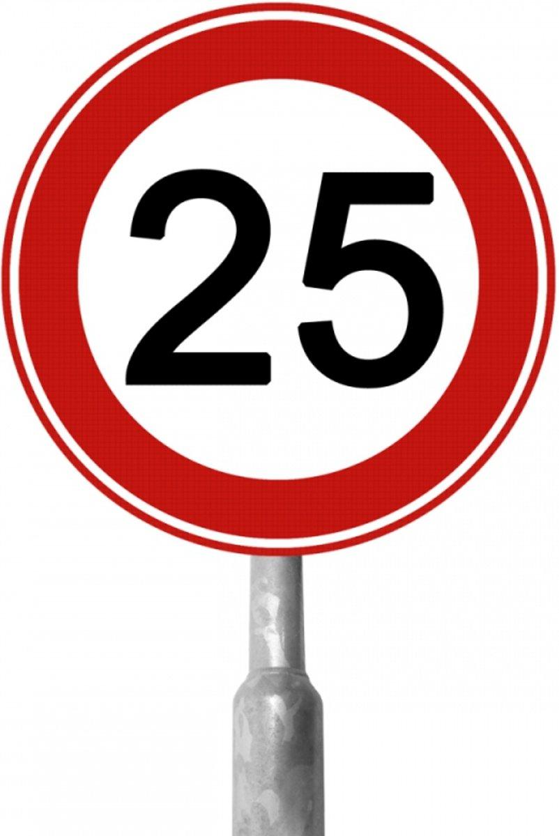 Snelheidsbord 25 Km Set 60-390 kopen