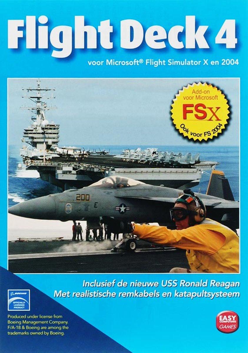 Flight Deck 4 Voor Ms Flight Sim X kopen