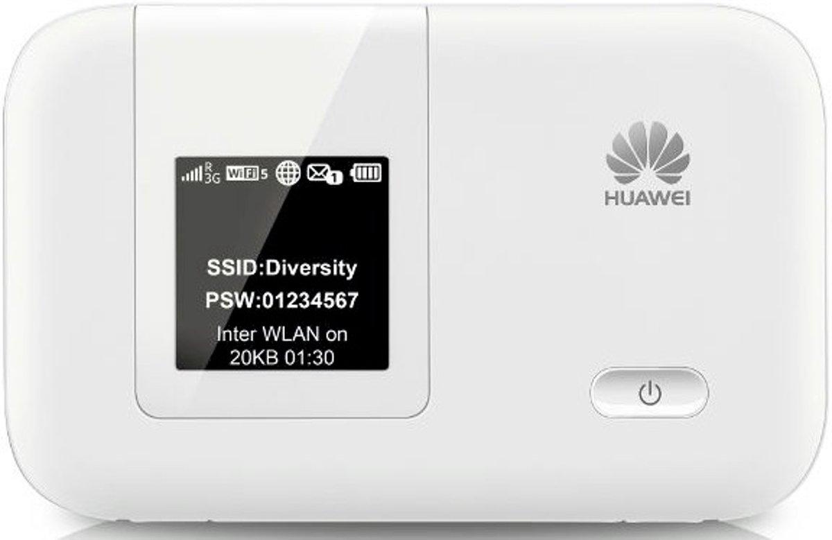 Huawei E5372 4G LTE MiFi router kopen