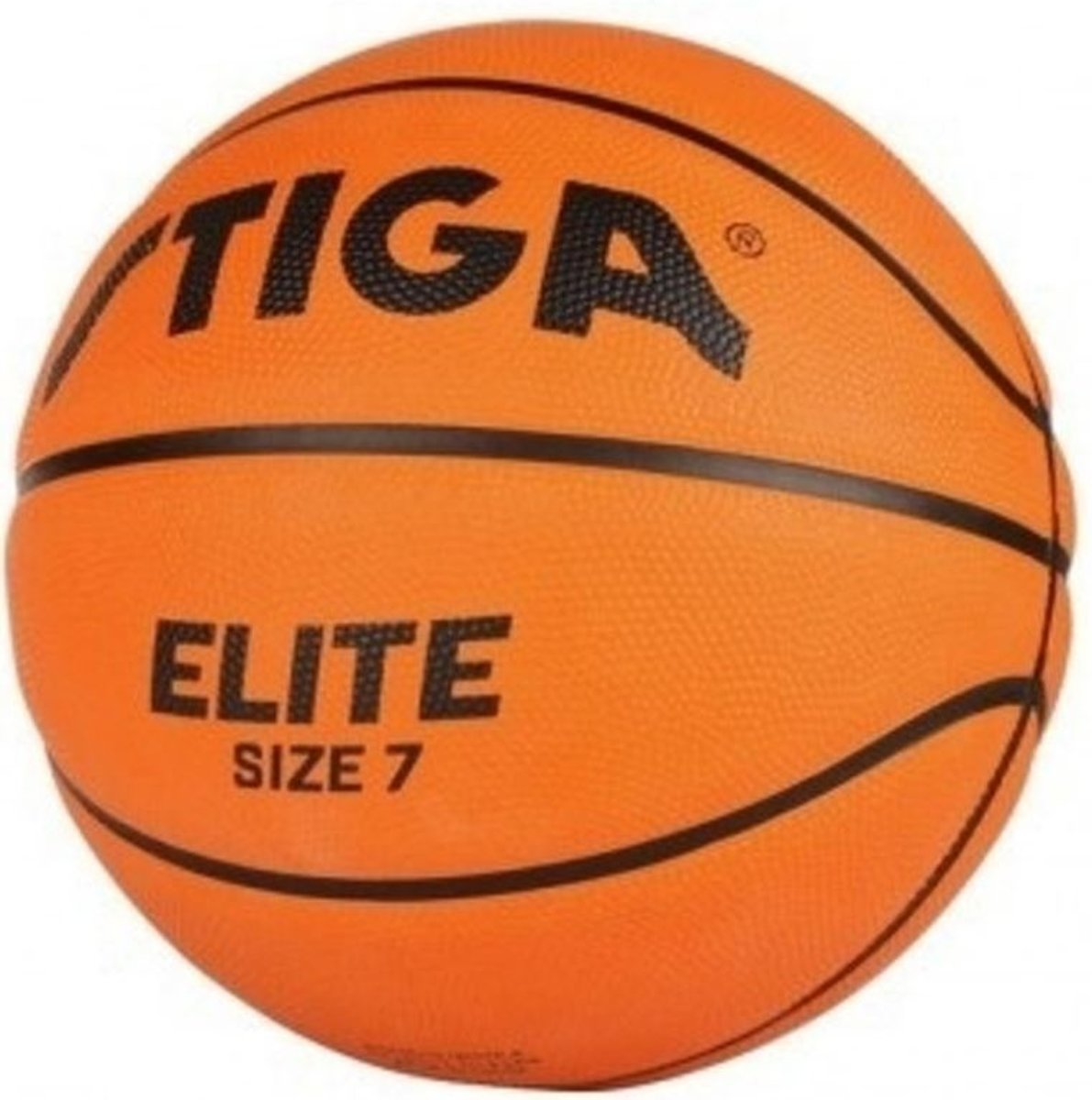 Stiga Basketbal Elite Oranje Maat 7 kopen