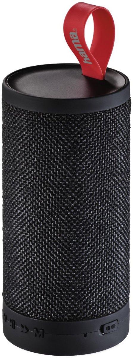 """Hama Mobiele Bluetooth®-luidspreker """"Tube"""", zwart kopen"""