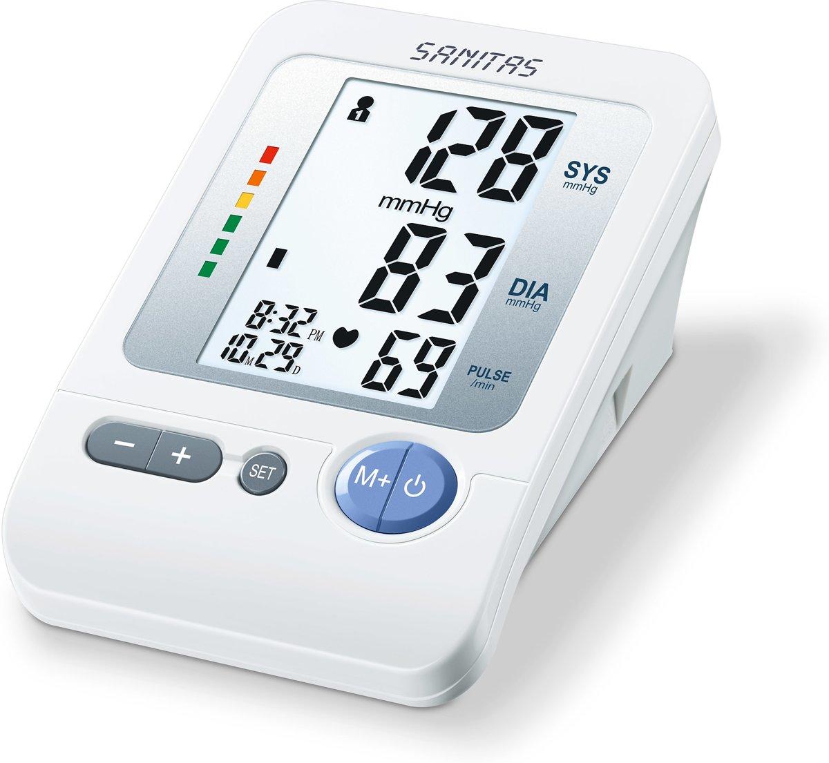 Sanitas Bloeddrukmeter SBM 21