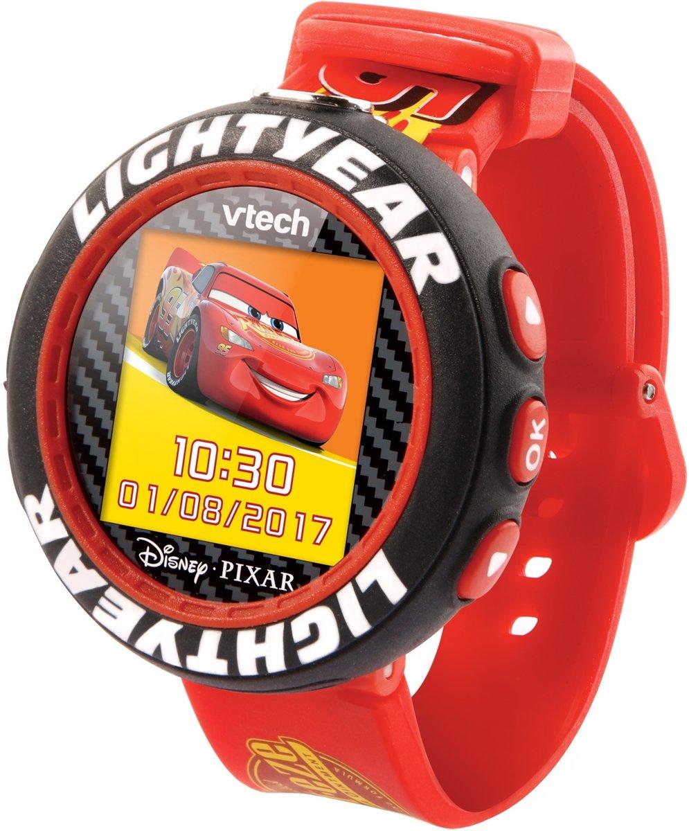VTech Preschool Cars 3 Bliksem McQueen Cam-Watch - Smartwatch