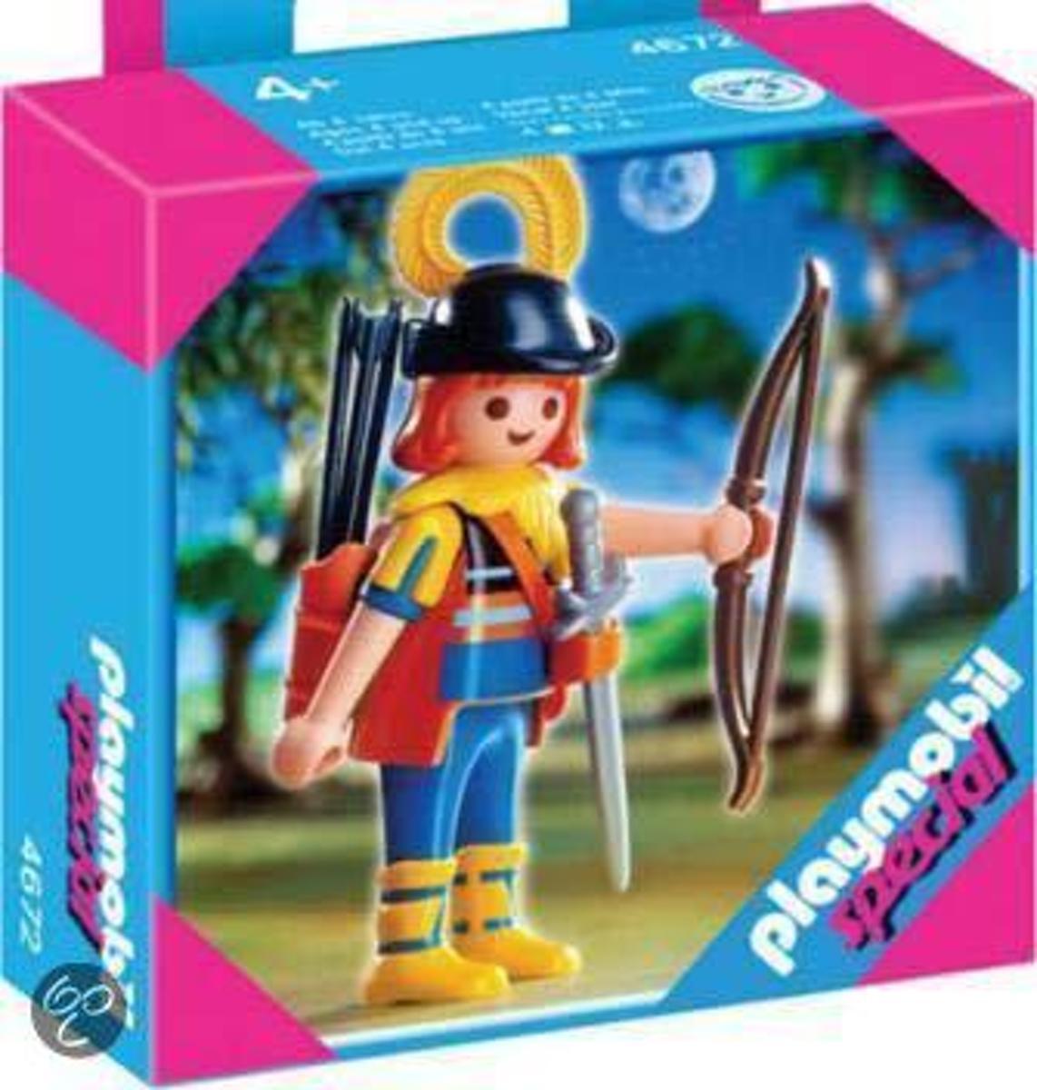 Playmobil Boogschutter
