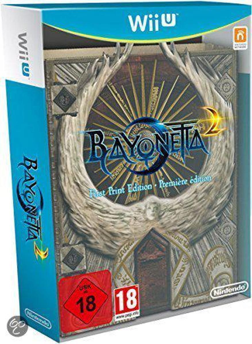 Bayonetta 1+2 First Print Edition kopen