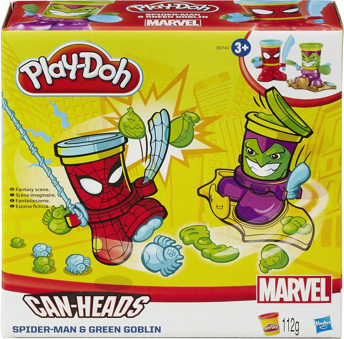 Play-Doh Marvel Jars - Klei