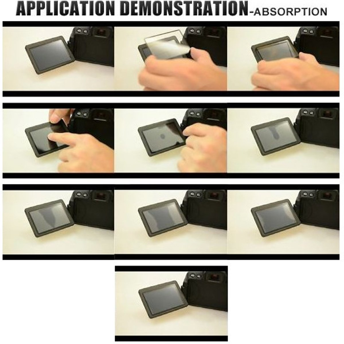 Larmor SA Screen Protector Nikon One J2/V2 kopen