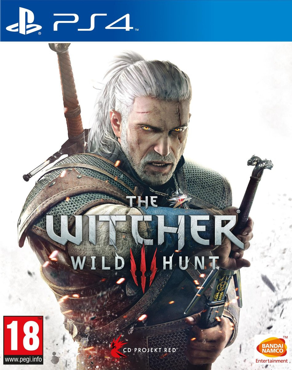 The Witcher 3: Wild Hunt PlayStation 4
