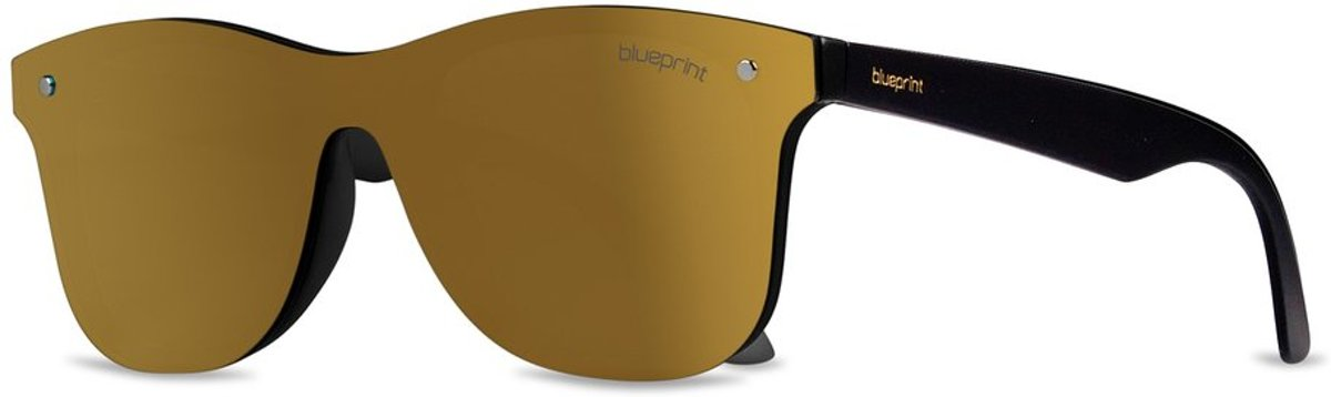 Blueprint Eyewear Senna // Champagne Gold - Zonnebril - Goud kopen