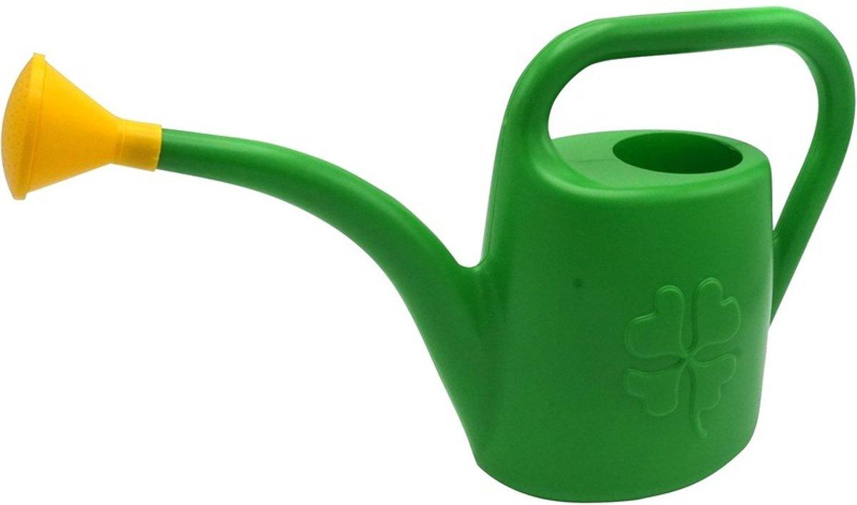 Gieter 2 liter groen met broeskop/sproeikop - Tuinonderhoud - Tuin bewateren/bewatering