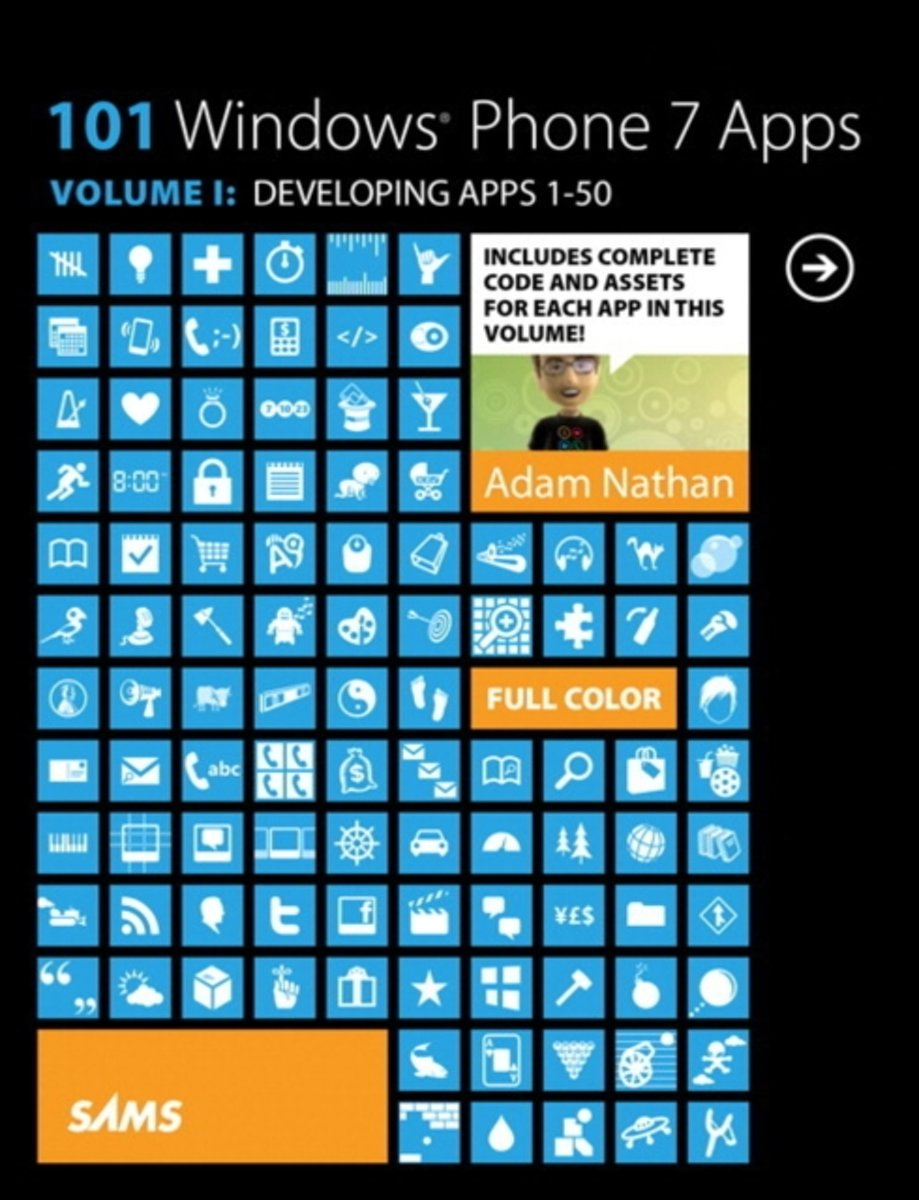 bol.com | 101 Windows Phone 7 Apps, Volume I, Adam Nathan | 9780672335525 |  Boeken