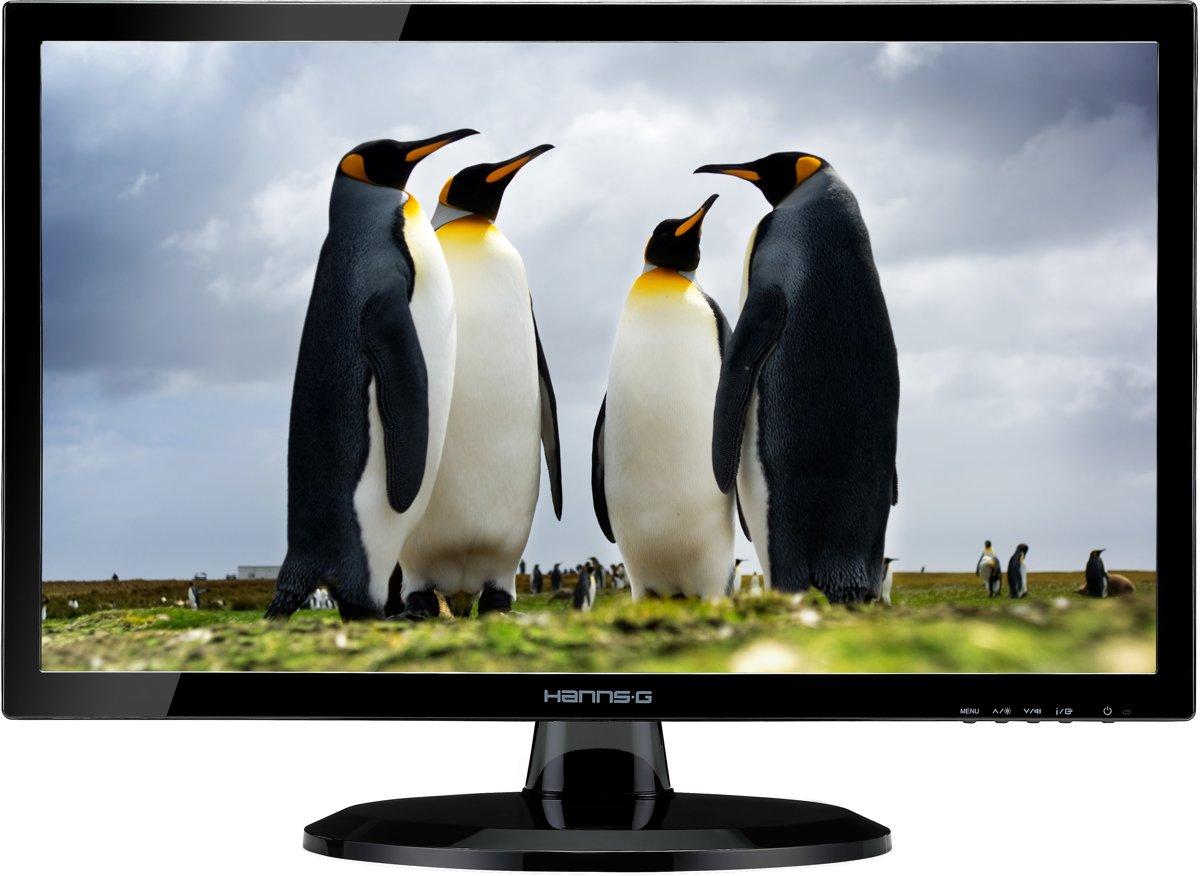 Hannspree Hanns.G HE247DPB LED display 59,9 cm (23.6'') Full HD Zwart