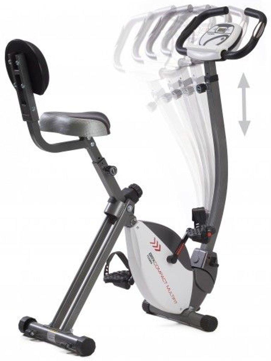 Toorx BRX-COMPACT MULTIFIT Inklapbare hometrainer met verstelbaar stuur kopen