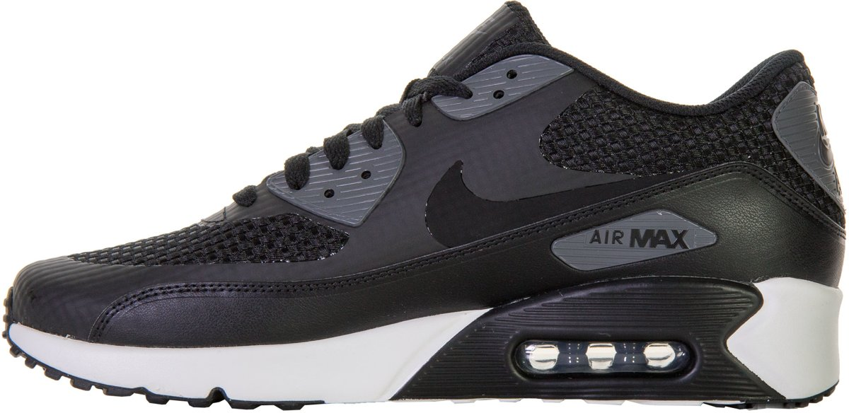Nike Air Max 90 Ultra 2.0 SE Sneakers Maat 43 Mannen zwartdonker grijs