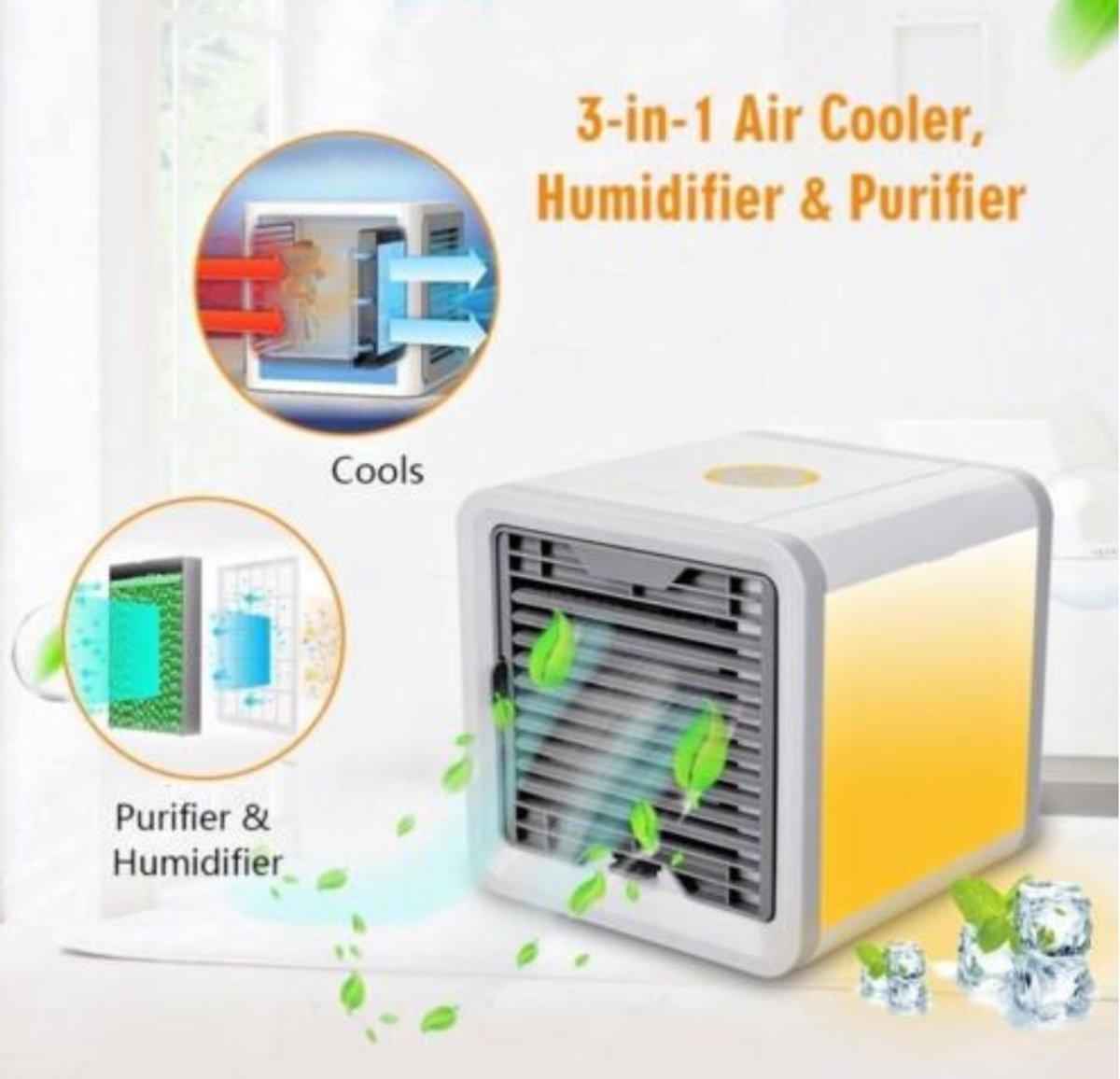 3 in 1 Air cooler Plaatselijk te gebruiken kopen
