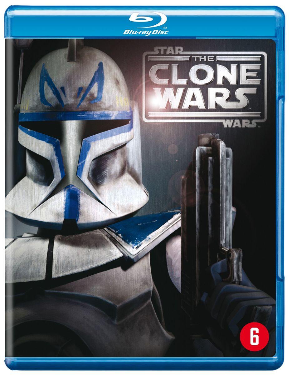 Star Wars - The Clone Wars (Blu-ray) kopen