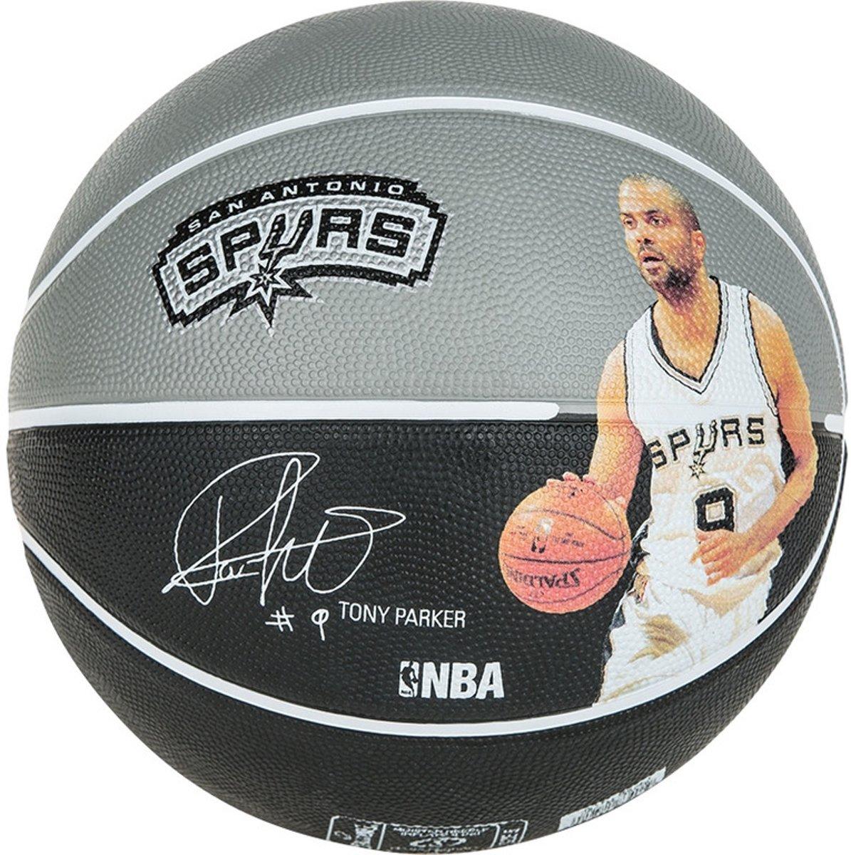 Spalding NBA Spelersbal Tony Parker kopen