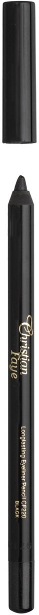 Foto van Christian Faye Gel Eyeliner Pencil Eyeliner 1 st. - CF221 - Dark Brown