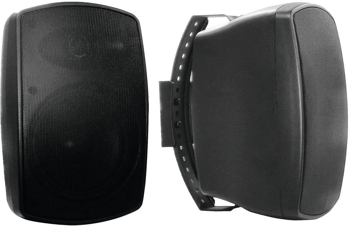 OMNITRONIC OD-4T Wall Speaker 100V black 2x kopen