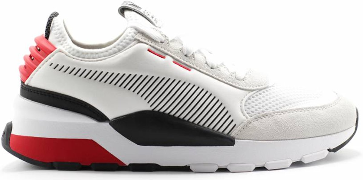 | RS 0 INJ TOYS Puma White High Risk Red maat 44