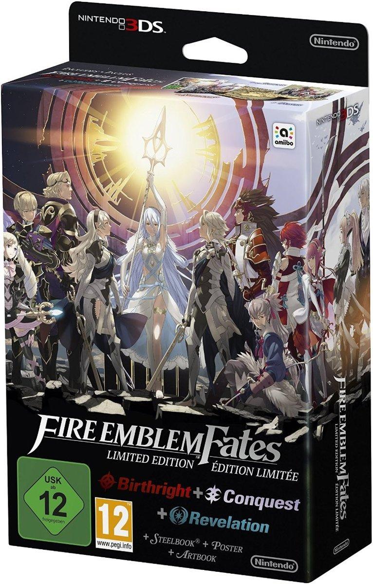 Fire Emblem: Fates - Limited Edition - 2DS + 3DS kopen